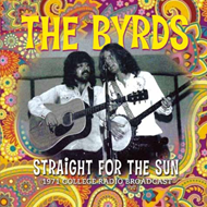 Produktbilde for Straight For The Sun - 1971 College Radio Broadcast (CD)