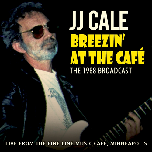 Breezin' At The Café - The 1988 Broadcast (CD)