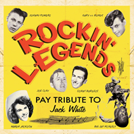 Rockin' Legends Pay Tribute To Jack White (CD)