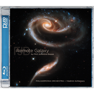 Beppe: Remote Galaxy (SACD+Blu-ray Audio)