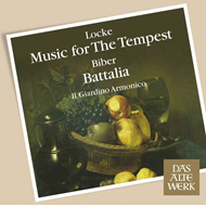 Il Giardino Armonico - Music For The Tempest / Battalia (CD)