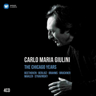 Carlo Maria Giulini - The Chicago Years (4CD)