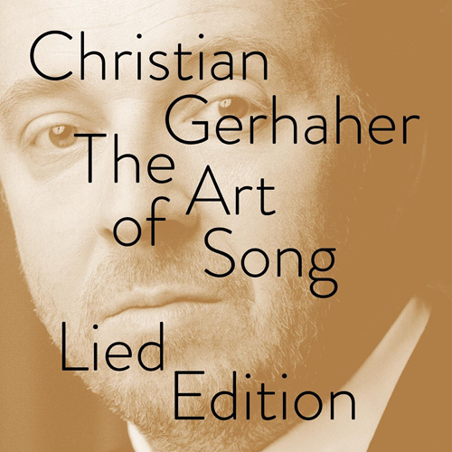 Christian Gerhaher - The Art Of Song: Lied Edition (13CD)
