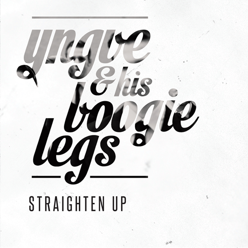 Straighten Up (CD)