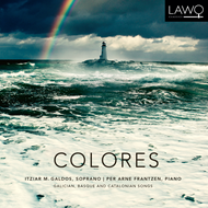Colores - Galician,Basque And Catalonian (CD)
