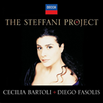 Cecilia Bartoli / Diego Fasolis - The Steffani Project: Limited Edition (3CD)