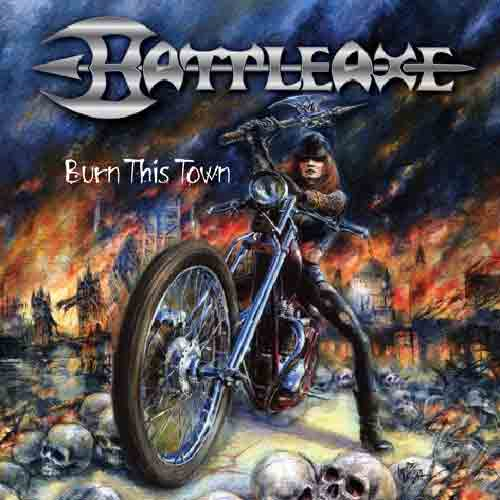 Burn This Town - Special Edition (Remastered) (CD)