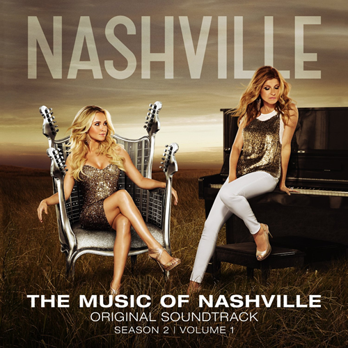 The Music Of Nashville - Season 2: Vol. 1 (CD)