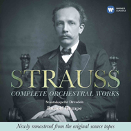Strauss,R: The Orchestral Works (Remastered) (9CD)