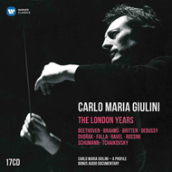 Carlo Maria Giulini - The London Years (17CD)