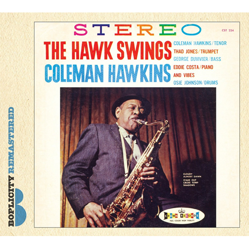 The Hawk Sings (Remastered) (CD)