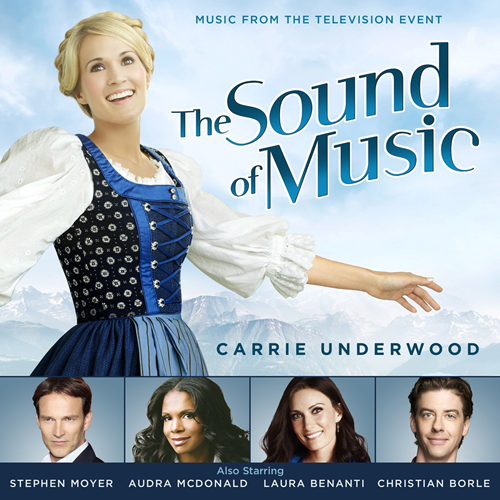 The Sound Of Music - Music From The Television Event (CD)