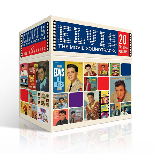 The Perfect Elvis Soundtracks Collection (UK-import) (20CD)