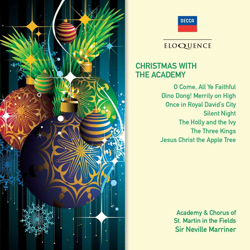 Academy Of St. Martin In The Fields - Christmas With The Academy (CD)