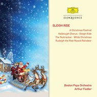 Boston Pops Orchestra - Sleigh Ride (CD)