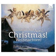 RIAS Kammerchor - Christmas! (CD)