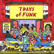 Produktbilde for 7 Days Of Funk (USA-import) (CD)