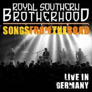 Songs From The Road - Live In Germany (m/DVD) (CD)