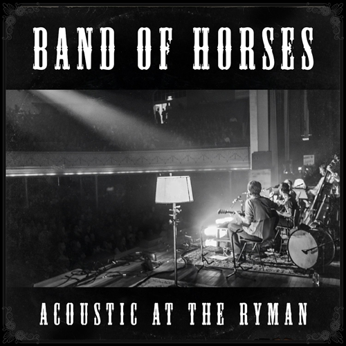 Acoustic At The Ryman (CD)