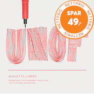 Produktbilde for UNOF - Minuetto Libero (CD)