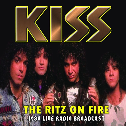 The Ritz On Fire: Live 1988 Radio Broadcast (CD)