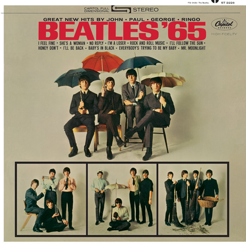 Beatles '65 (Remastered) (CD)