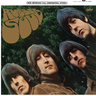 Rubber Soul - U.S. Version (Remastered) (CD)