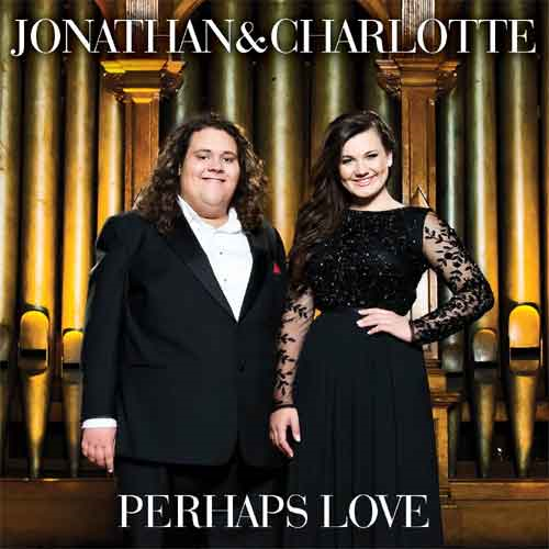 Perhaps Love (CD)