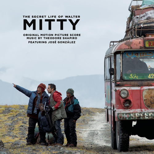 The Secret Life Of Walter Mitty - Score (CD)
