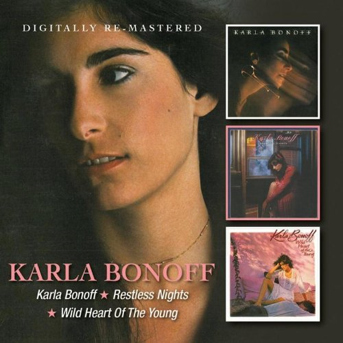 Karla Bonoff / Restless Nights / Wild Heart Of The Young (2CD Remastered)