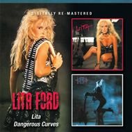 Lita / Dangerous Curves (2CD Remastered)