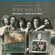 Manorism / Which One's Willie (Remastered) (CD)