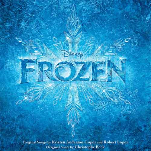 Frozen - Original Soundtrack (CD)