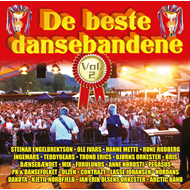 Produktbilde for De Beste Dansebandene Vol. 2 (2CD)