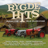 Produktbilde for Bygdehits (CD)