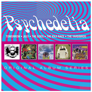 Psychedelia - Orginal Album Series (5CD)