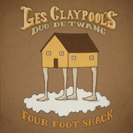 Four Foot Shack (CD)