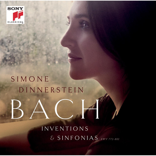 Simone Dinnerstein - Bach: Inventions & Sinfonias BWV 772-801 (CD)