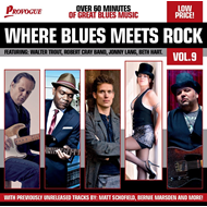 Where Blues Meets Rock Vol. 9 (CD)