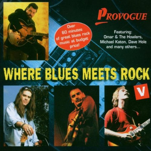 Where Blues Meets Rock Vol. 5 (CD)
