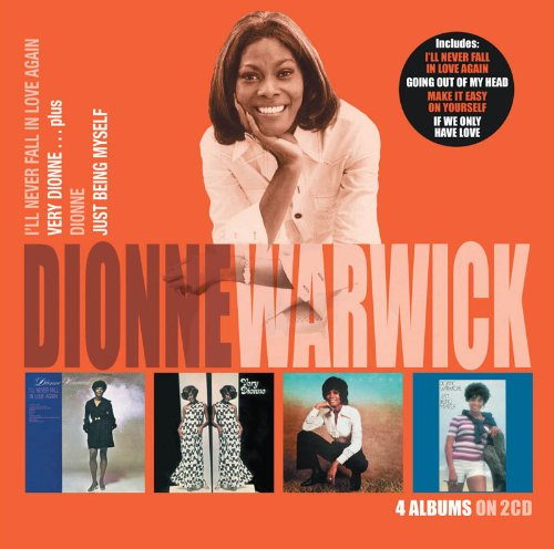 Never Fall In Love / Very Dionne / Dionne / Just Being Myself (2CD)