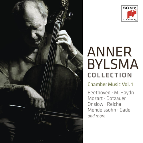 Anner Bylsma - Plays Chamber Music Vol. 1 (9CD)