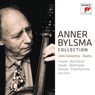 Anner Bylsma - Plays Concertos And Ensemble Works (6CD)