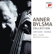Produktbilde for Anner Bylsma - Plays Cello Suites And Sonatas (11CD)