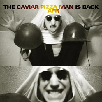 The Caviar Pizza Man Is Back (CD)