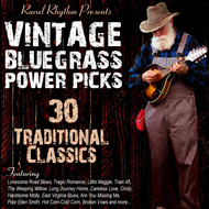Vintage Bluegrass Power Picks - 30 Traditional Classics (CD)