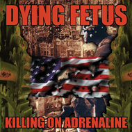 Killing On Adrenaline (CD)
