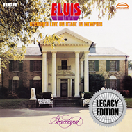Elvis As Recorded Live On Stage In Memphis - Legacy Edition (2CD)