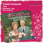 Schubert: Rosamunde Lieder - Cologne Collection (CD)