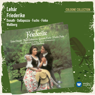 Lehar: Friederike - Cologne Collection (2CD)
